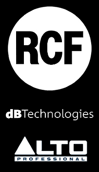 Rental of RCF, dB-Technologies & Alto PA-Speaker in Mallorca
