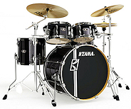 Hire TAMA Superstar Hyperdrive drumset in Mallorca - Majorca