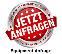 Equipment-Anfrage