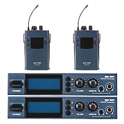Rental of IEM 200 in-ear monitoring system on Mallorca with best price guarantee