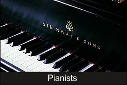 Pianists for Wedding, Party and Event in Mallorca.