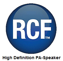 RCF PA Systems Equipment Rental Hire in Mallorca - Majorca