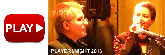 Band-Deluxe mit Daniyella - Playersnight Golf Son Gual 2013